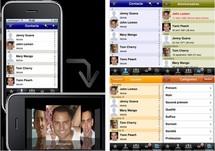 Conception d'interfaces sur iPhone