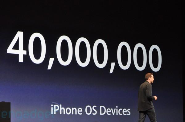 Résumé de la Keynote à la WWDC 2009