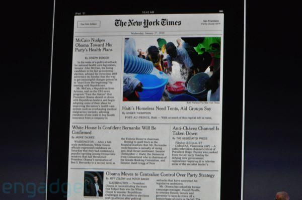 iPad : Apple a de nouveau fait des merveilles