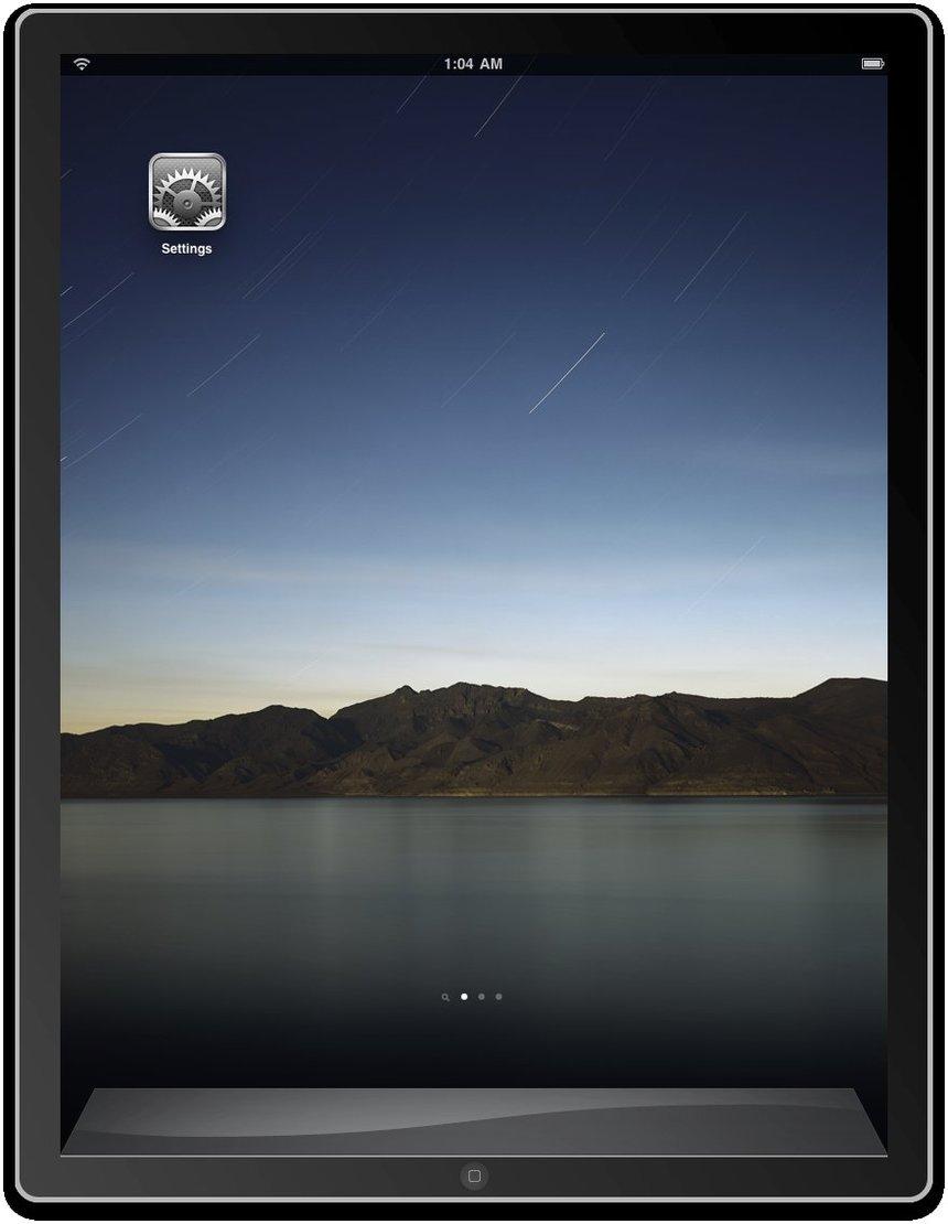 iPad Simulator, pour attendre les 60 jours !
